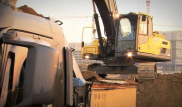 Excavators Volvo D Series