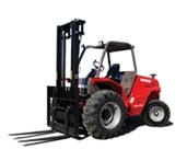 Mast all-terrain loaders