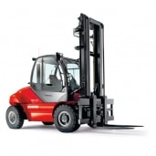 Semi Industrial Forklifts
